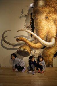 東京トリックアート迷宮館