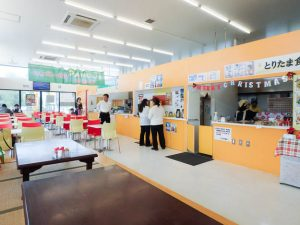 羽地の駅とりたま食堂