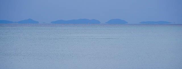 やんばる浮島現象(伊平屋島)