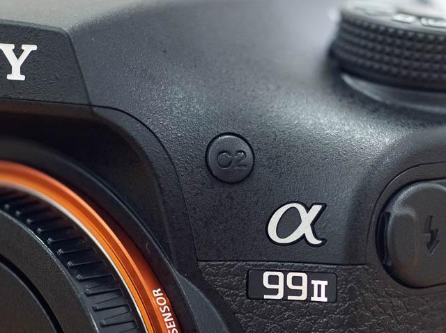 99IIのカスタムボタン(C2)