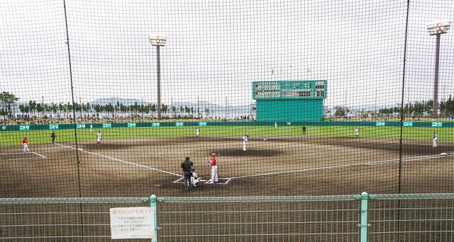 日本ハムファイターズ春季キャンプ名護市営球場