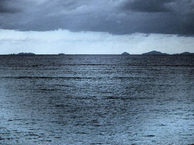 やんばる浮島現象(伊是名島、伊平屋島)