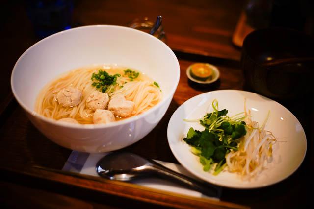 名護アジア食堂みのり屋 フォー(ベトナム麺)