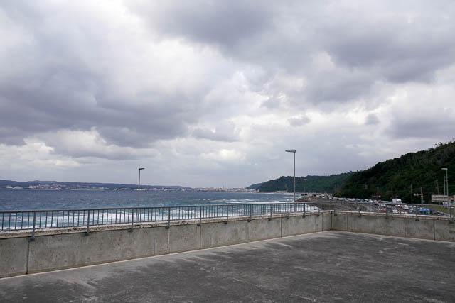 道の駅 許田 展望スペース