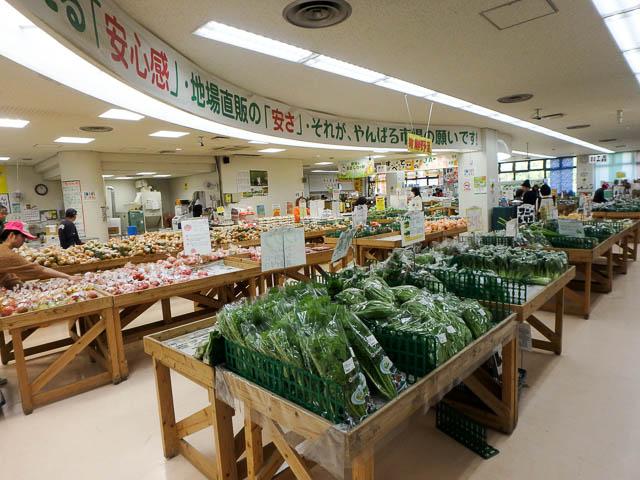 JAファーマーズマーケット「はい菜!やんばる市場」