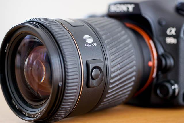 α99IIで使うミノルタ大三元レンズ実写レビュー(その2:28-70mmF2.8G編)