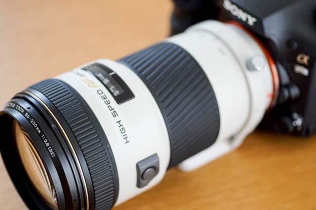 α99IIで使うミノルタ大三元レンズ実写レビュー(その3:80-200mmF2.8G編)