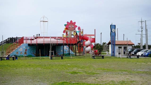 大宜味村 結の浜公園