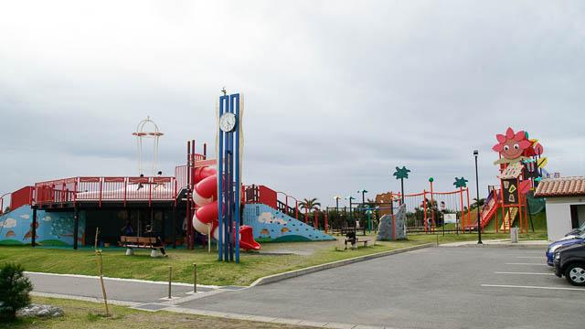 大宜味村結の浜公園