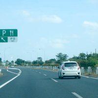 沖縄自動車道(高速)伊芸SA