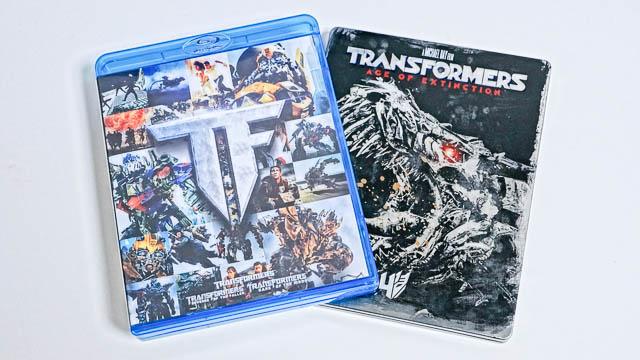 2017映画「トランスフォーマー」に嵌ったら買いたい!【ブルーレイ編】