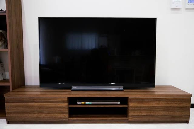 背面収納テレビ台 ステラ 幅180cm