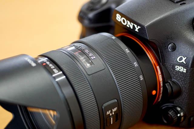 α99II標準ズームレンズは子供や日常スナップに【SONY DT 16-50mm F2.8 SSM】がおすすめ!