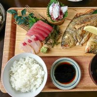 海鮮料理「国頭港食堂」