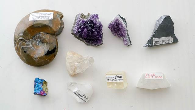 【2018】子供も楽しめる!沖縄ミネラルマルシェで鉱物や化石を買ってきた