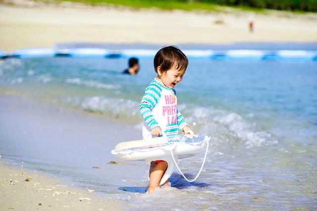 """小さな子供も安心の海水浴はやんばる名護の""""21世紀の森ビーチ""""がおすすめ!"""