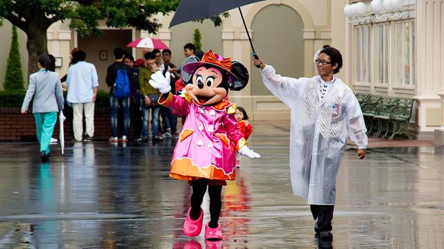 【ディズニーランド】雨でも楽しみたいおすすめ撮影ガイド