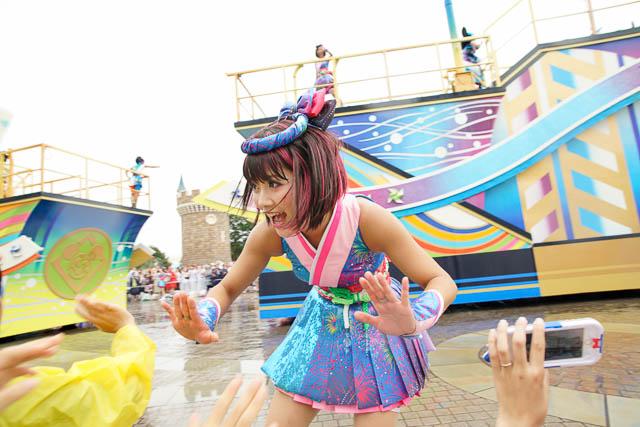 【ディズニー夏祭り2018】燦水!サマービートはどこから観る?ぬれる?