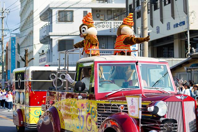 東京ディズニーリゾート35周年スペシャルパレード「リマウジン2」