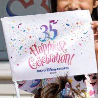 【35周年ディズニー】我家で買った35周年記念グッズ-おすすめは?在庫は?