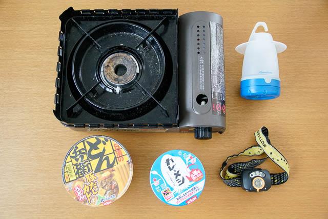 停電に備える-知っておきたい便利な日用品たち