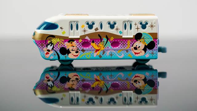 【35周年ディズニー】写真で見るビークル・コレクション「ディズニーリゾートライン」レビュー