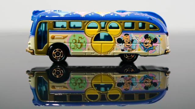 【35周年ディズニー】写真で見るビークル・コレクション「ディズニーリゾートクルーザー」レビュー