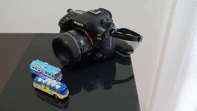 模型やフィギュアの撮影に便利なダイソー光沢PPシート-簡単撮影法から機材まで