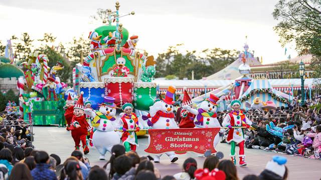 【TDL】子供と楽しむ!35周年ディズニークリスマス2018のおすすめプラン(クリスマス・ストーリーズ)
