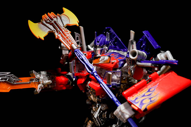 APS-01 ストライカーオプティマスプライム striker optimus prime レビュー