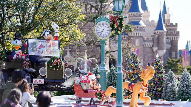 【TDL】子供と楽しむ!35周年ディズニークリスマス2018のおすすめプラン