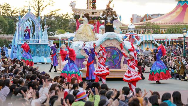 【ディズニーランド】ディズニー・クリスマス・ストーリーズ 2018