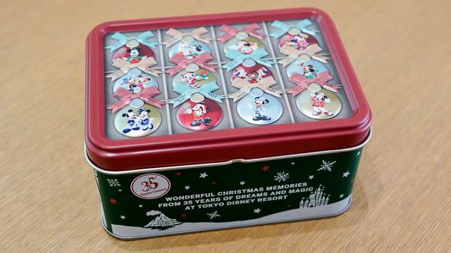 【ディズニーランド】買ってよかった!子供にもおすすめのクリスマスグッズ2018まとめ 歴代ミッキーのクッキー