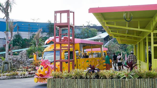 """子供も大人も楽しい!おいしい!沖縄名護の観光でオススメの""""ナゴパイナップルパーク"""""""