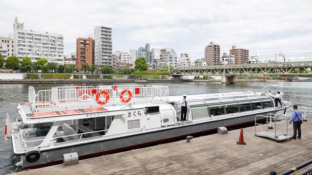 隅田川水上バスなら「東京水辺ライン」がおすすめ-お台場や葛西臨海公園へ-