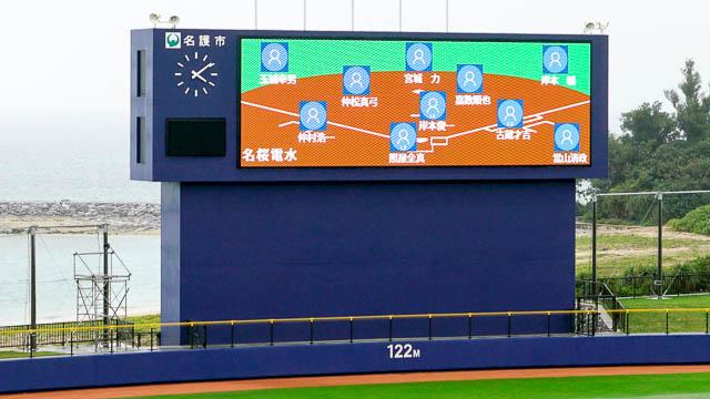 【2020年】新・名護市営球場(タピックスタジアム名護)がついに完成!日ハム春季キャンプもスタート!